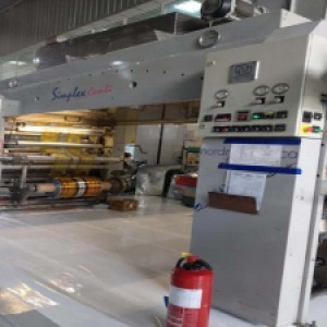Lamination and Slitter