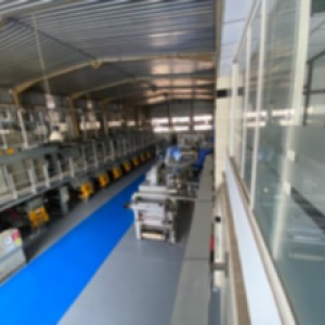 Rotogravure Machine printing flexible films up to 8 & 9 color
